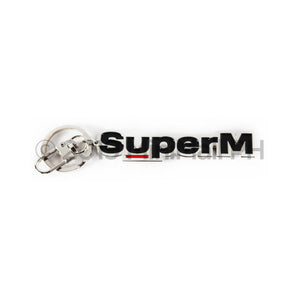 SuperM Key Ring Logo