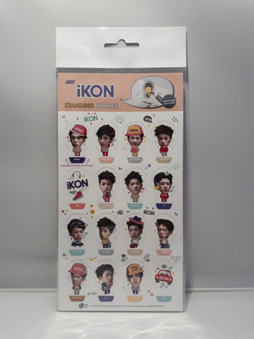 Standing Sticker - iKON