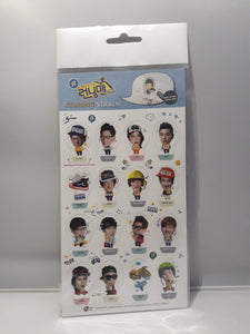 Standing Sticker - RUNNING MAN