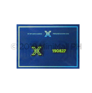 X1: Pin Badge