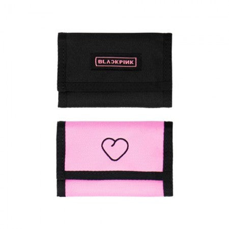 BLACKPINK Trifold Wallet