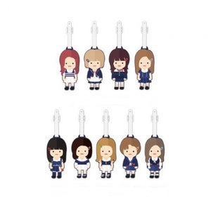 TWICE Character Luggage Tag