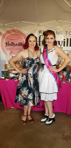 Miss Symco 2021   Miss Trixie Mae   Hollyville Vending