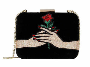 Danielle Nicole Sleeping Beauty Evening Clutch