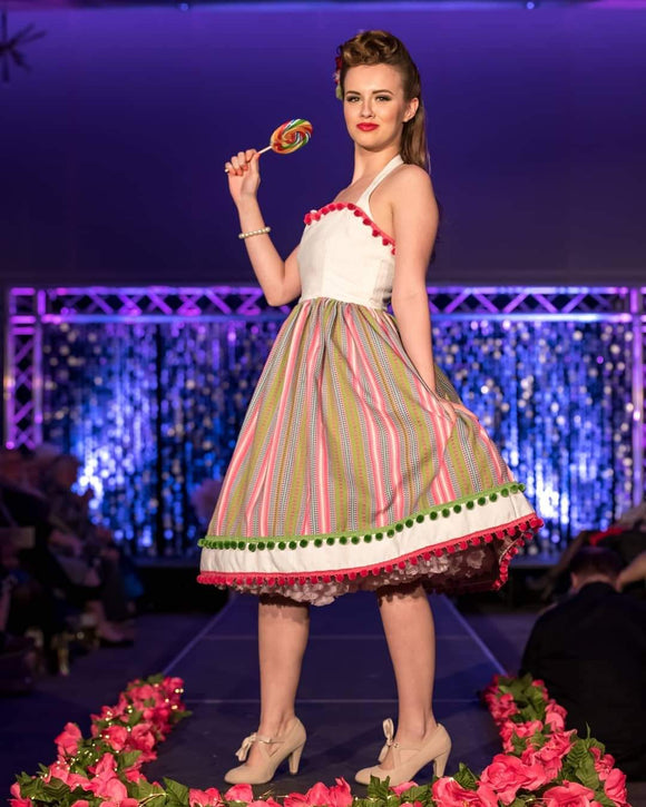 Candyland Dress by PMdesigns by Pamela Marie Small