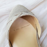 Limited Edition Manhattan Champagne Shoes by Charlie Stone