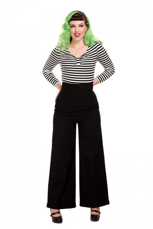 Kiki High Waisted Women's Jeans by Collectif Mainline