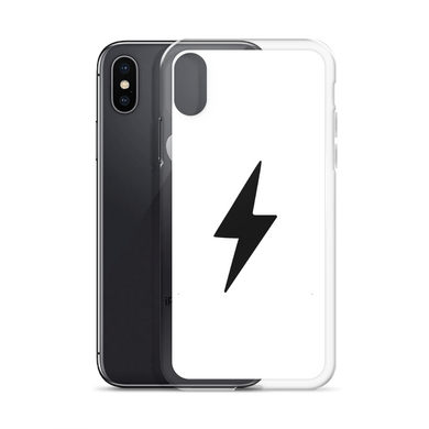 Bolt iPhone Case White