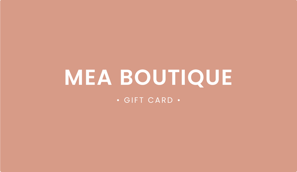 Online / In-store Gift Card