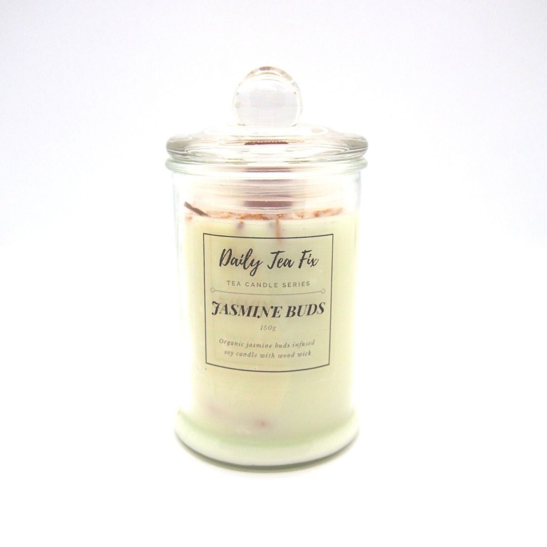 Jasmine Buds Scented Soy Candle