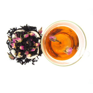 Organic Flowery Rose Oolong