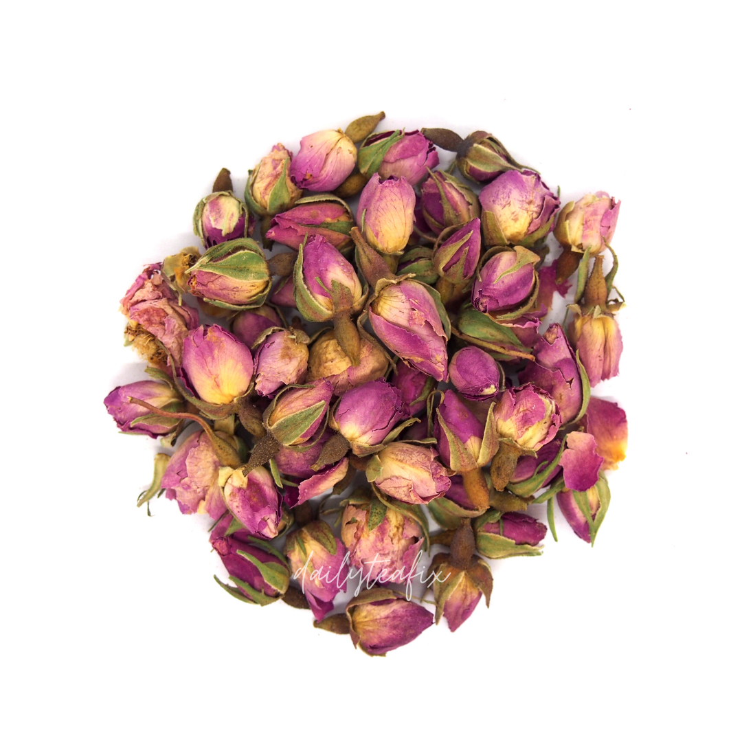 Organic Dried Rose Buds
