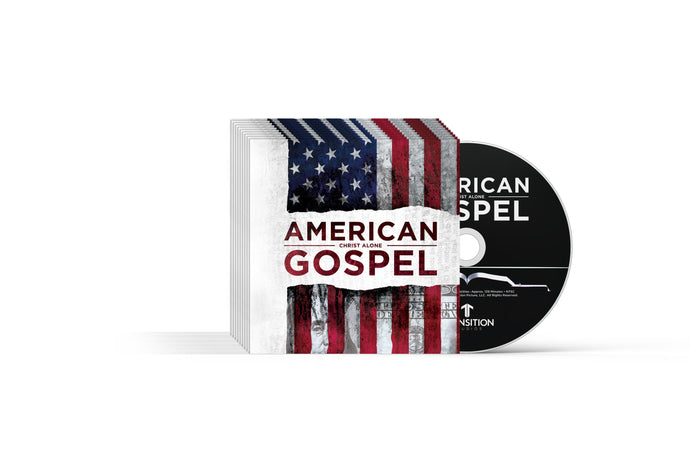 AMERICAN GOSPEL: CHRIST ALONE DVD Share Pack (10 NTSC North American DVDs)