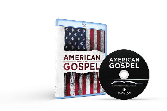 AMERICAN GOSPEL: CHRIST ALONE (AG1) BLU RAY
