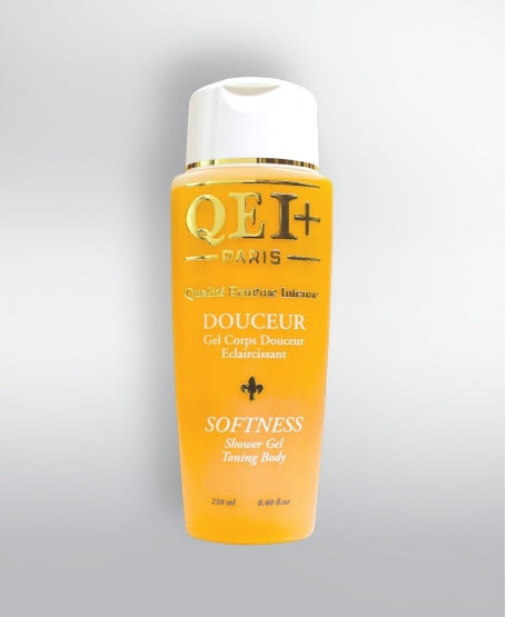 DOUCEUR HAIR AND BODY SHOWER GEL - 250ML