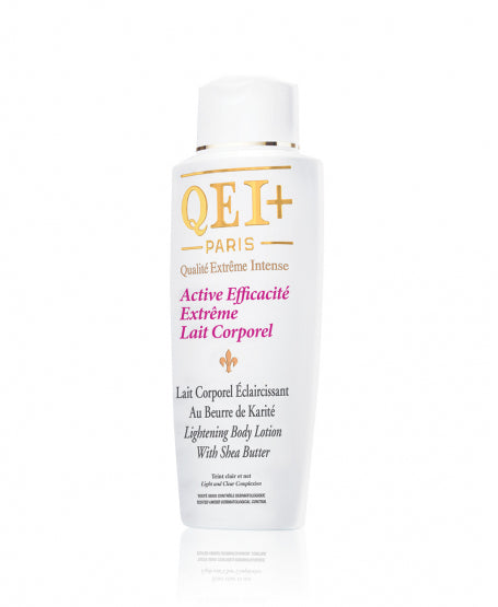 EXTREME EFFICACITÉ LIGHTENING BODY LOTION
