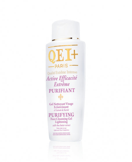 FACE CLEANSING GEL PURIFYING LIGHTENING