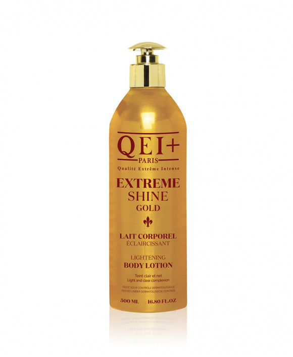 LIGHTENING BODY LOTION EXTREME SHINE GOLD