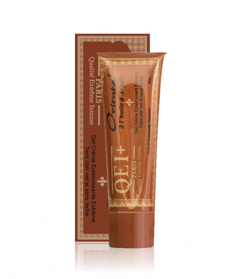 LIGHTENING CREAM GEL ORIENTAL ARGAN OIL