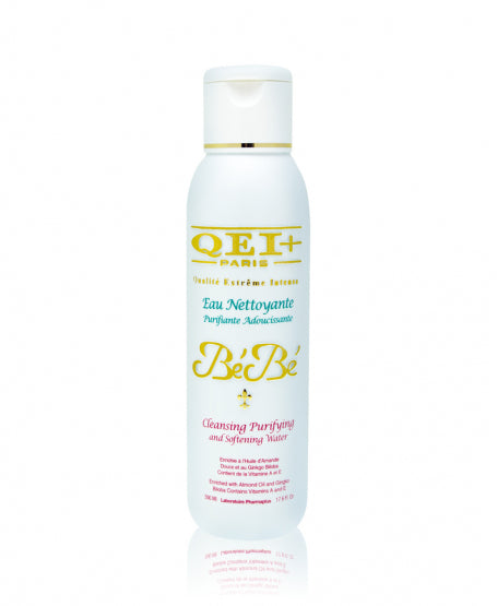 PURIFYING AND SOFTENING BABY CLEANSING WATER