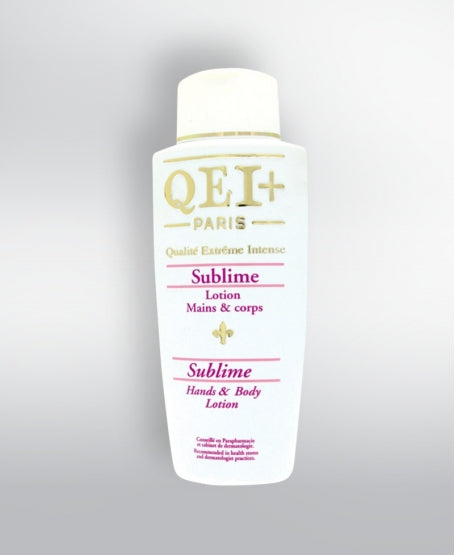SUBLIME HANDS AND BODY LOTION 250ML