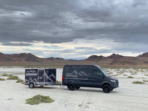 2019 Mercedes Sprinter - Overland Gear Guy van