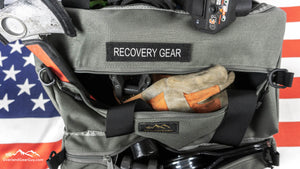 Overland Gearguy Recover Gear Bag, America Gear