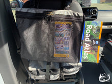 Load image into Gallery viewer, Road atlas pouch by Overland Gear Guy - Custom vehicle accessories