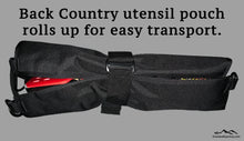 Load image into Gallery viewer, Back Country Utensil Pouch - Utensil Organizer by Overland Gear Guy