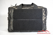 Load image into Gallery viewer, Custom Bauer Bag by Overland Gear Guy with velcro side