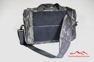 Convertible MOLLE Bauer Bag by Overland Gear Guy