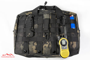 Custom Bauer Bag with MOLLE by Overland Gear Guy