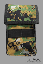 Load image into Gallery viewer, Cell Phone Deluxe Pocket with MOLLE by Overland Gear Guy