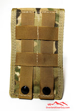 Load image into Gallery viewer, Crye Multicam Cell Phone Deluxe Pocket with MOLLE by Overland Gear Guy