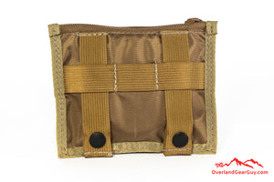 Velcro Front Coin Pocket with MOLLE by Overland Gear Guy