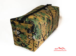 MARPAT Toiletry Bag by Overland Gear Guy