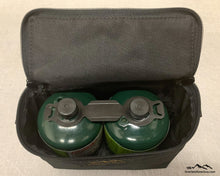 Load image into Gallery viewer, Dual Propane Bottle Pouch by Overland Gear Guy, Camping Accessories, Overland Accessories