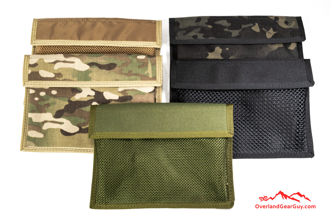 Custom EDC pouches by Overland Gear Guy