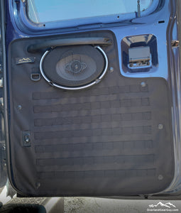 Ford Econoline Back Door Panel Organizer