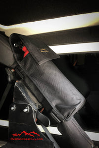 Jeep Fire Extinguisher Pouch Black