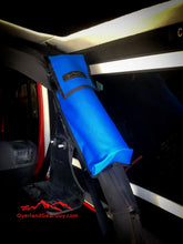 Load image into Gallery viewer, Wrangler Jeep Fire Extinguisher Pouch Blue