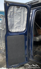 Load image into Gallery viewer, Ford Econoline Van Insulated Magnetic Side Barn Door Window Covers