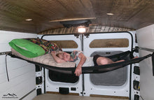 Load image into Gallery viewer, Camper Van Hammock by Overland Gear Guy - Van Life Accessories