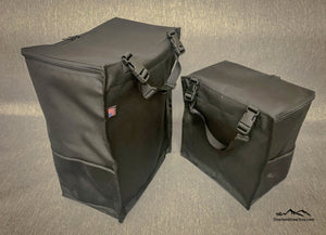 Medium Headrest Trash Bag, Campervan Trash Bag by Overland Gear Guy