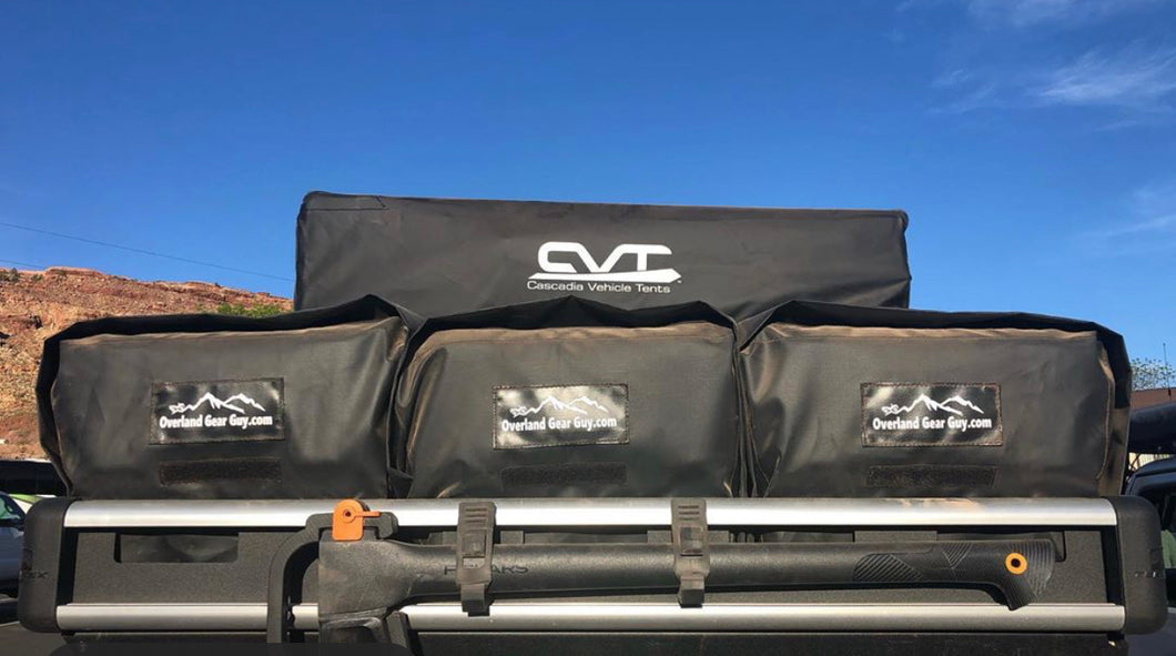 Action Packer Tote Transport Bag by Overland Gear Guy