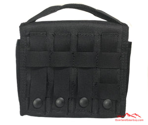 General Purpose 6.5 MOLLE pouch - Interlacing modular pouches by Overland Gear Guy