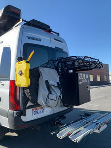 Van - Spare Tire Trash Bag - Sprinter - Promaster - Transit