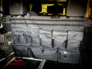 Jeep Rear Seat Organizer