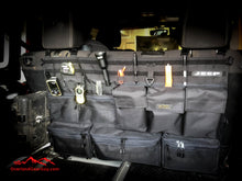 Load image into Gallery viewer, Jeep Rear Seat Organizer Wrangler Rubicon JK