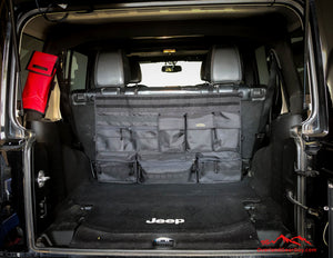 Jeep Rear Cargo Area Organizer